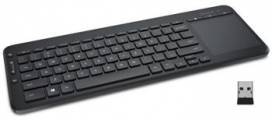 Microsoft All-in-One Media Keyboard Wireless,CZ&SK - N9Z-00020
