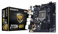 GB Z170N-WIFI, Intel Z170, 1151, miniITX - Z170N-WIFI