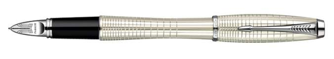 Parker Urban Premium Pearl Metal Chiselled 5th