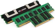 Kingston paměť 16GB, DDR2, 667MHz, DIMM (kit 2x8GB) - KTH-XW9400K2/16G