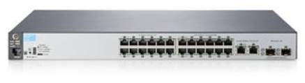 HP 2530-24 Switch 24×100, 2×1000, 2×SFP - J9782A#ABB