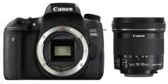 Canon EOS 760D + Canon EF-S 10-18 mm IS STM - 760D + 10-18