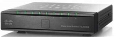 Cisco SG200-08, 8xGigabit Smart, SLM2008T-EU - Cisco SG200-08, 8xGigabit Smart, SLM2008T-EU
