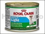 Konzerva ROYAL CANIN Mini Adult Light 195g