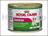 Konzerva ROYAL CANIN Mini Junior 195g