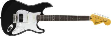 FENDER SQUIER Vintage Modified Stratocaster® HSS, Black