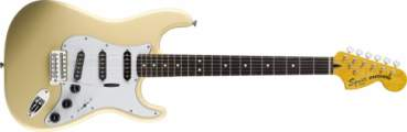 FENDER SQUIER Vintage Modified '70s Stratocaster®, Rosewood Fretboard, Vintage White