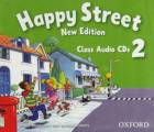 Happy Street 2 NEW EDITION Audio Class CDs