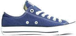 Chuck Taylor Classic Colors Navy Low