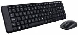 Set Logitech Wireless Desktop MK220, CZ - 920-003165 - 920-003165