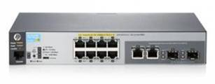 Aruba 2530 8G PoE+ Switch - Aruba 2530 8G PoE+ Switch